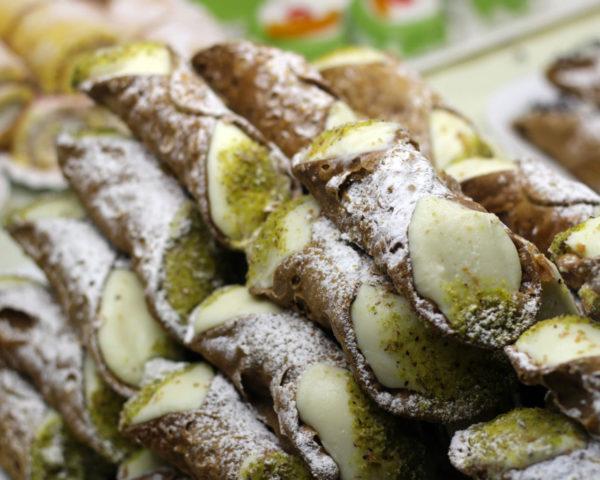 Cannoli Siciliani Piccoli