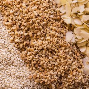 Granella di arachidi
