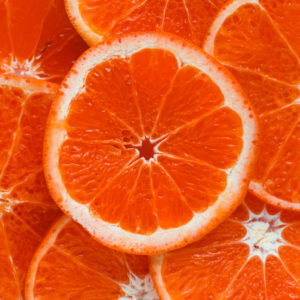 Pasta arancia