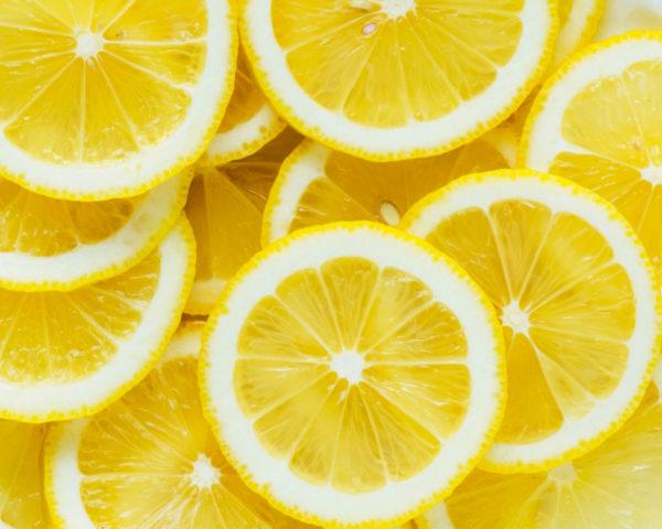 Pasta limone